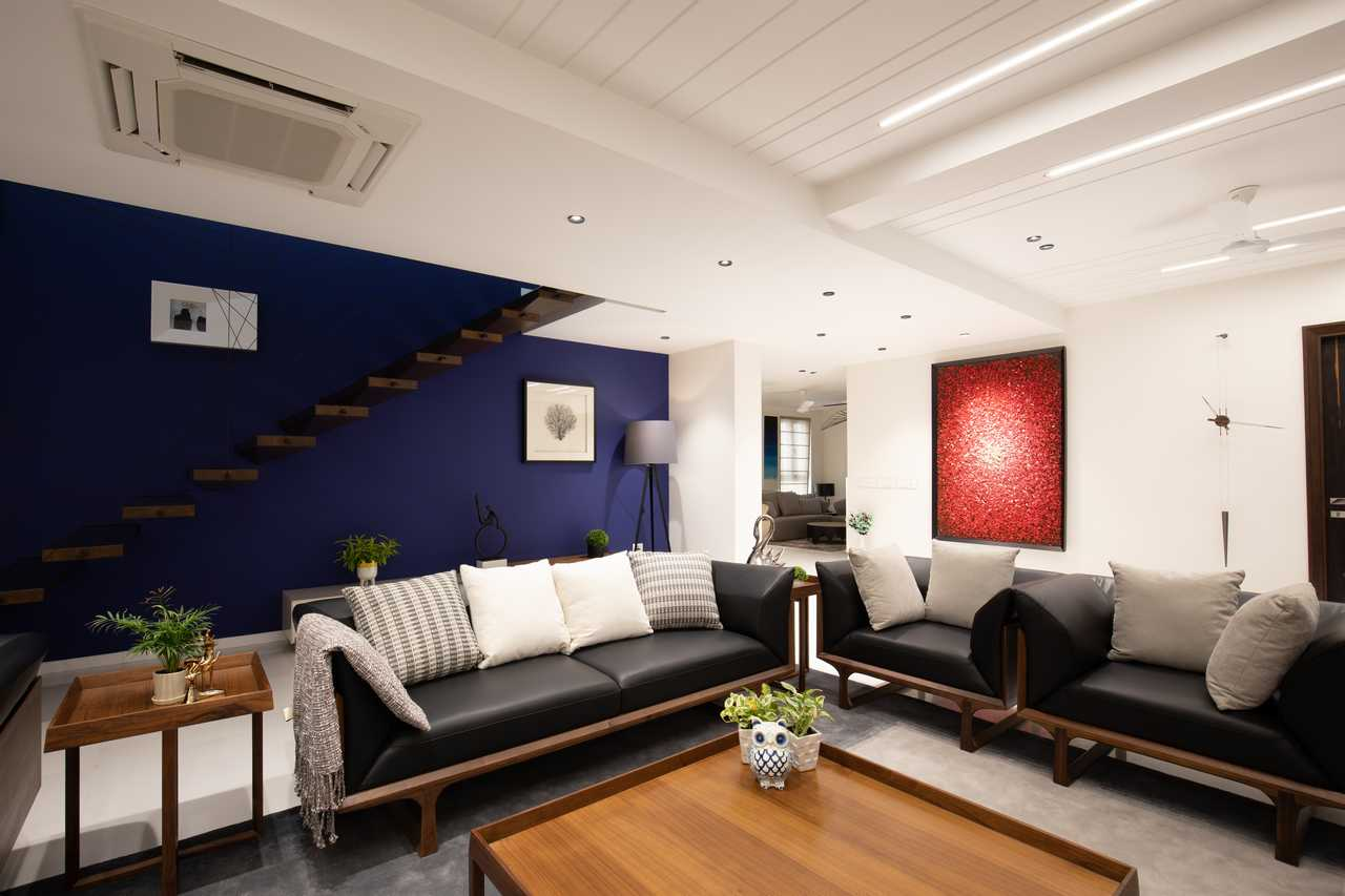 Penthouse Pāfekuto: How Conarch Architects Transformed Two High-Rise Apartments Into A Luxury Penthouse
