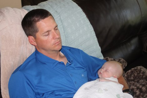Naptime with Daddy 2