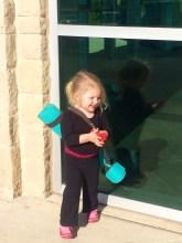 Landri's First Yoga Class (age 2.5) - 1
