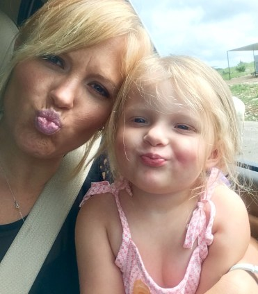 Mommy & Landri Time at the Wildlife Ranch