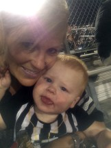 Mommy and Rex