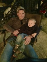 Daddy and Rex