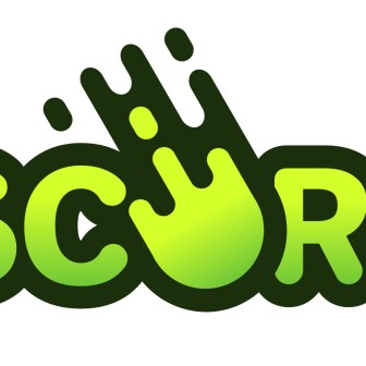 Escoria logo - Point and click open source game engine
