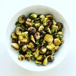 Maple-Jalapeño Brussels Sprouts