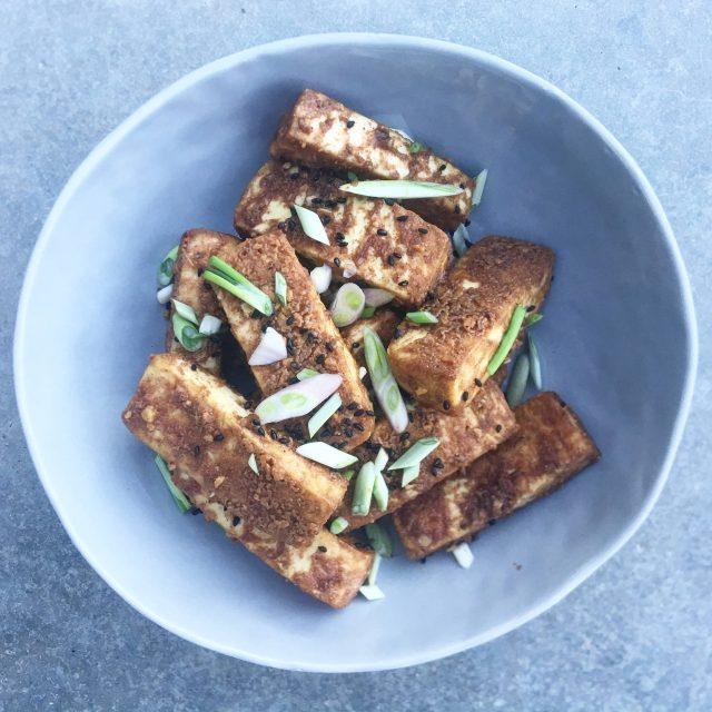Five-Spice Baked Tofu
