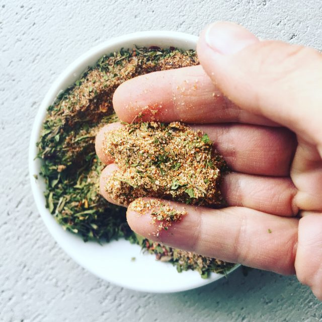 Dry Jerk Seasoning