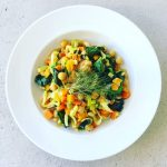 Fennel, Carrot and Chickpea Fricassée