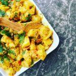 Simple Potato Korma