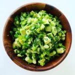 Cucumber and Avocado Salsa Thumbnail