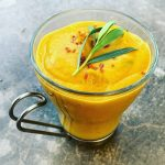 Carrot Pottage with Tarragon
