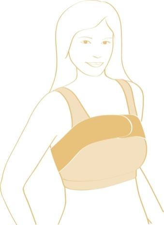 Kompressionsbælte til brystopererede 3
