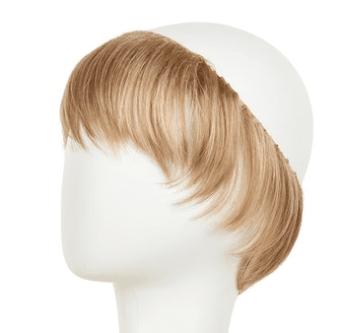 Hairpiece korthårsfrisure blonde
