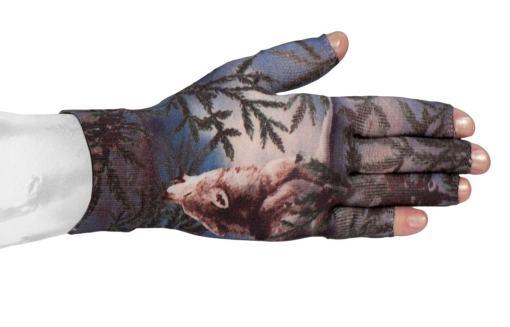 WolfSong kompressionshandske med fingre