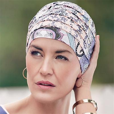Yoga turban kaleidoskop