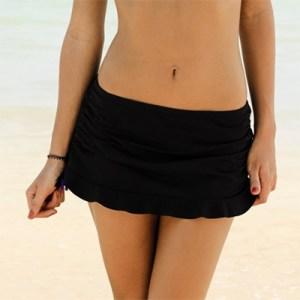 Kiki bikiniskørt med bikinitrusser