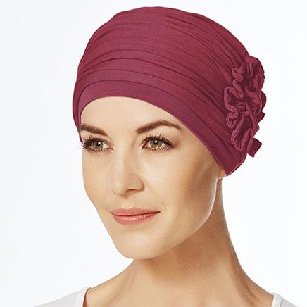 Lotus turban rød