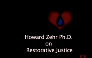 restorative justice howard zehr