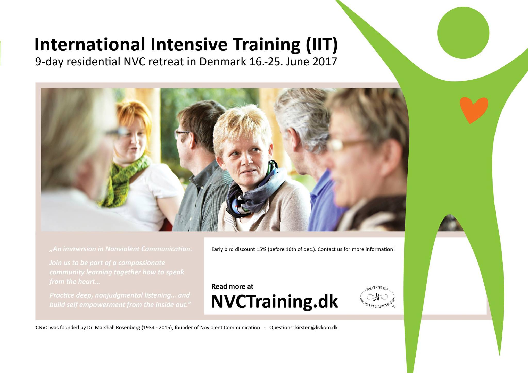 IIT - International Intensive Training in Denmark