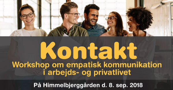 KONTAKT - workshops om empatisk kommunikation