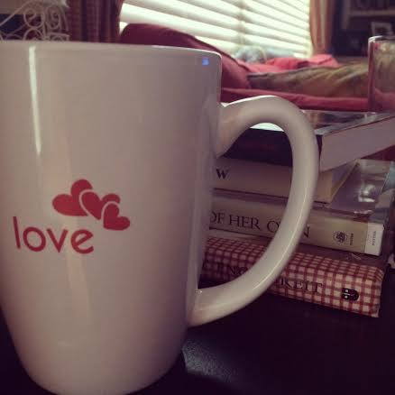 time for a cup of self-love (unlimited refills).