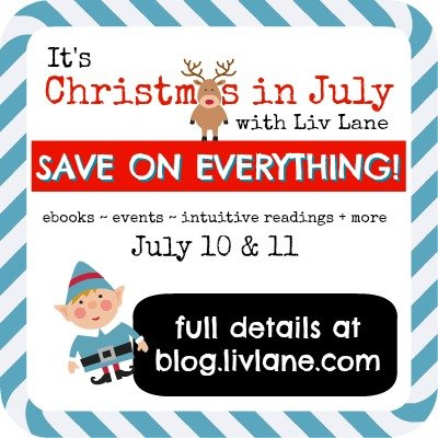 Christmas in July sale with Liv Lane