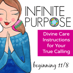 Inifinite Purpose class with Liv Lane and Lori Portka
