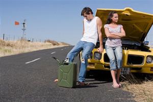 road trip fight