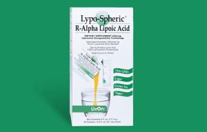 脂質體 R-硫辛酸 Lypo-Spheric R-ALA