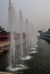 Outside the Forbidden Palace