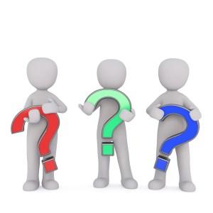 Preguntas sobre recepcion de zonas comunes