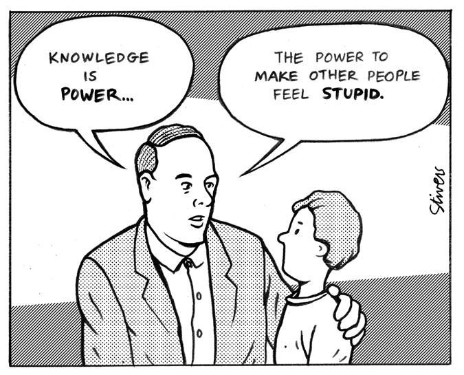 Saber é Poder