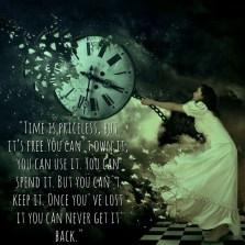 Le temps n est rien Niffenegger (1)