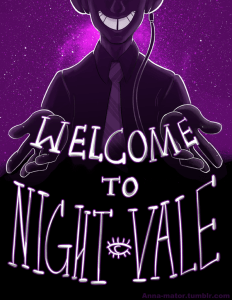 Bienvenue à Night Vale Illustration 05