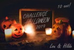 Logo du challenge Halloween 2019