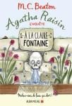 Roman A la claire fontaine de M.C. Beaton, tome 7 d'Agatha Raisin