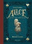 Couverture du livre Alice au pays des merveilles illustré par Benjamin Lacombe