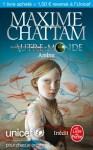 """Couverture du roman """"Ambre"""" écrit par Maxime Chattam"""