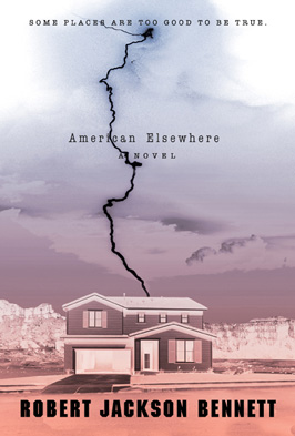 Couverture d'Orbit pour American Elsewhere de Bennett