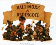 Album Redingote et Baltimore de Monge et Moguérou