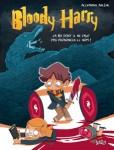 Couverture de la BD Bloody Harry d'Alexandre Arlène