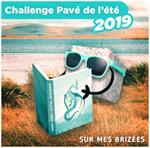 Logo du challenge littéraire Pavé de l'été