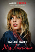 Documentaire Miss Americana Taylor Swift