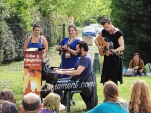 Festival Echos et Merveilles - concert caché de The Neko Light Orchestra