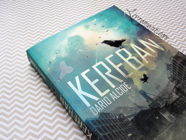Kereban de Dario Alcide, livre choisi pour le défi littéraire Valériacro
