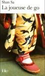 Couverture folio du livre La joueuse de go de Shan Sa