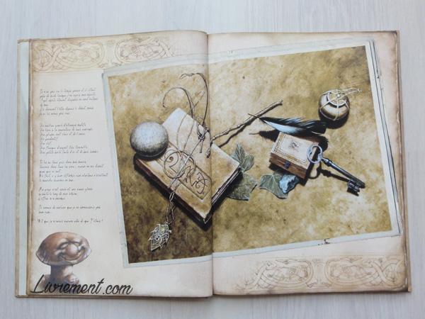 Les sept objets de la petite faiseuse de Sandrine Gestin