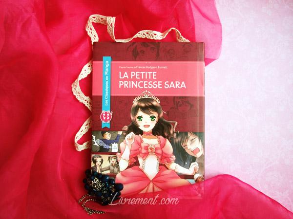 """Mise en scène du manga """"La petite princesse Sara"""" de Burnett et Nunobukuro"""