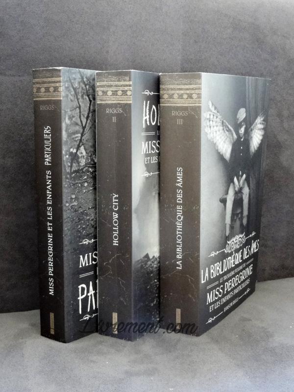La trilogie de Ransom Riggs