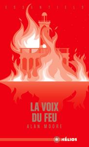 """Couverture du roman """"La voie du feu"""" d'Alan Moore"""