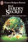 "Couverture du livre ""Le jardin secret"" par France Burnett"